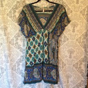 BoHo Tunic Style Dress